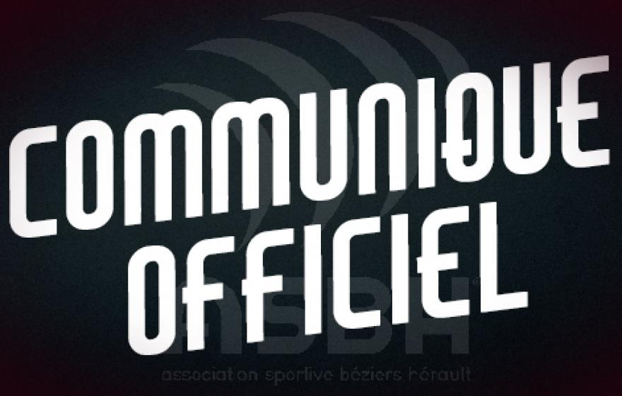Communiqué officiel : signature de Giorgi Akhaladze