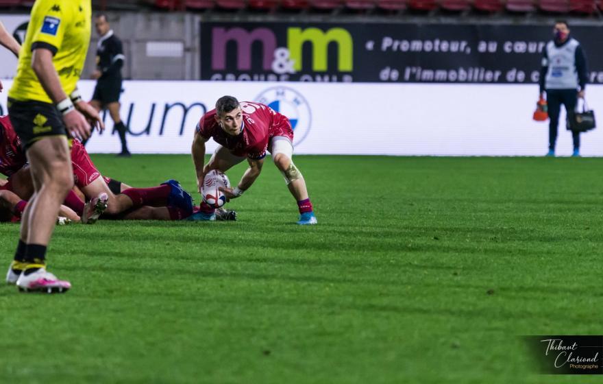 Etudiant et rugbyman : Jean-Victor Goillot