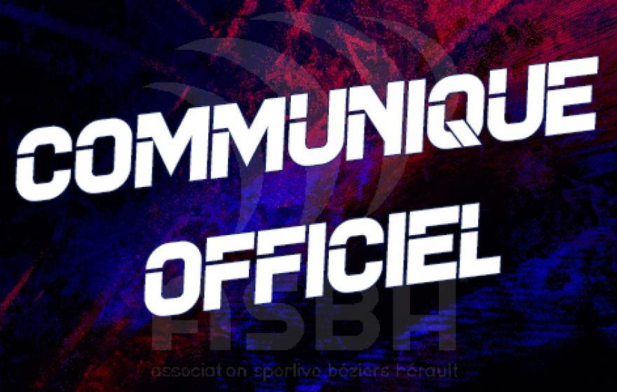 Communiqué officiel : signature de Watisoni Votu