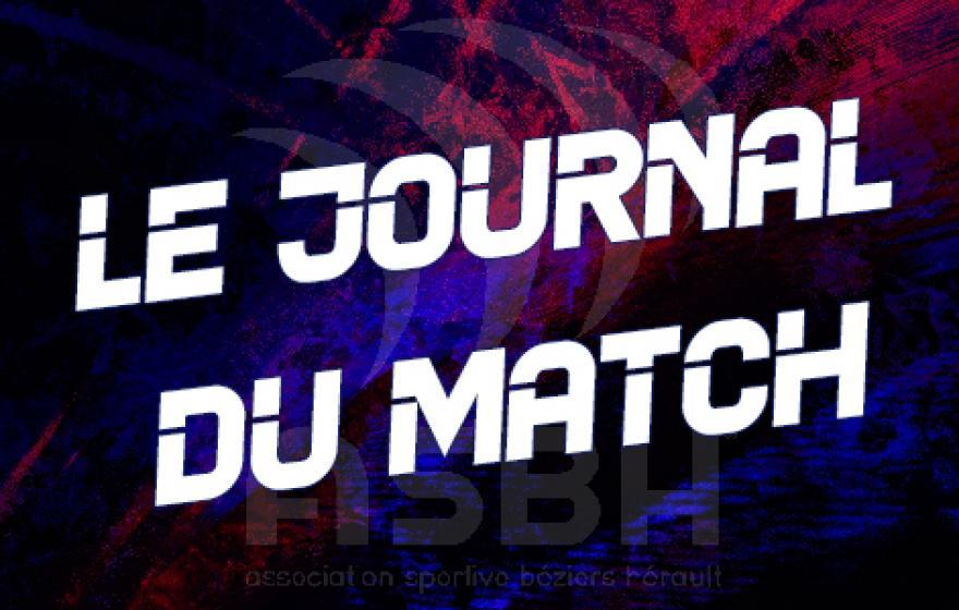 ASBH - Aurillac : le journal de match