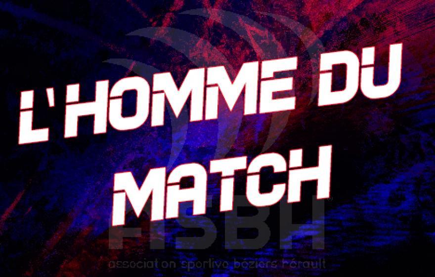 ASBH - Provence : l'Homme du Match