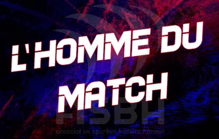 Montauban - ASBH : l'homme du match