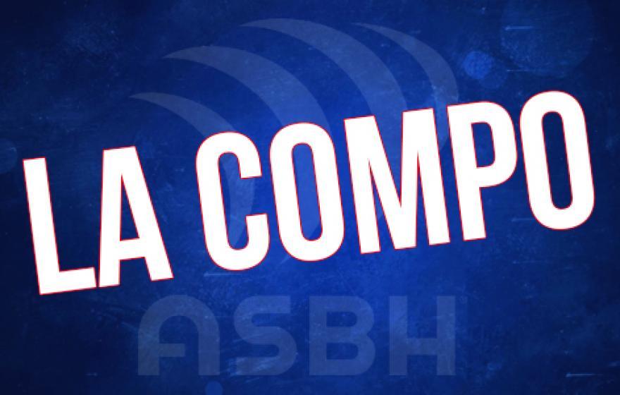 Grenoble - ASBH : la composition biterroise