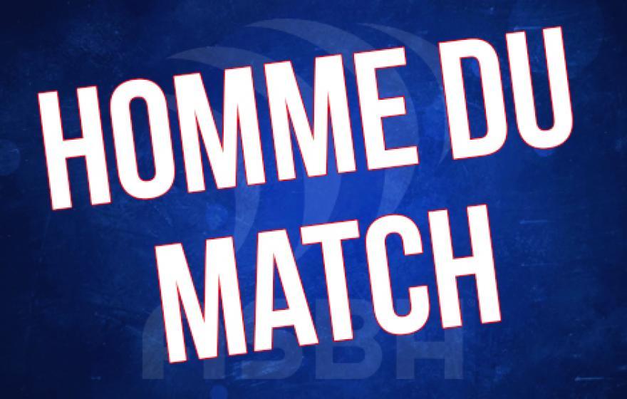 Grenoble - ASBH : L'homme du match