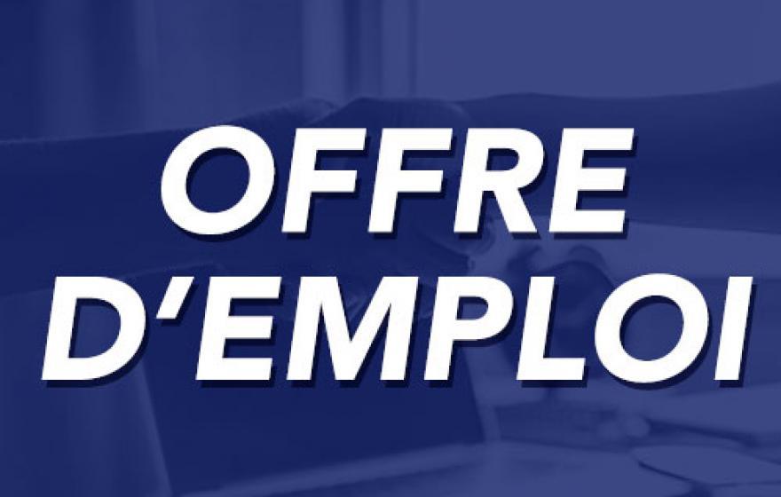 Offre d'emploi | Chargé(e) de projet événementiel