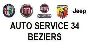 EDR Automobiles - Auto Service 34 Distributeur Fiat - Alfa Romeo – Abarth – Jeep – Fiat Professional