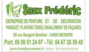 Saux Frédéric Peinture - Décoration