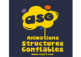 ASG34 Animations et Structures Gonflables