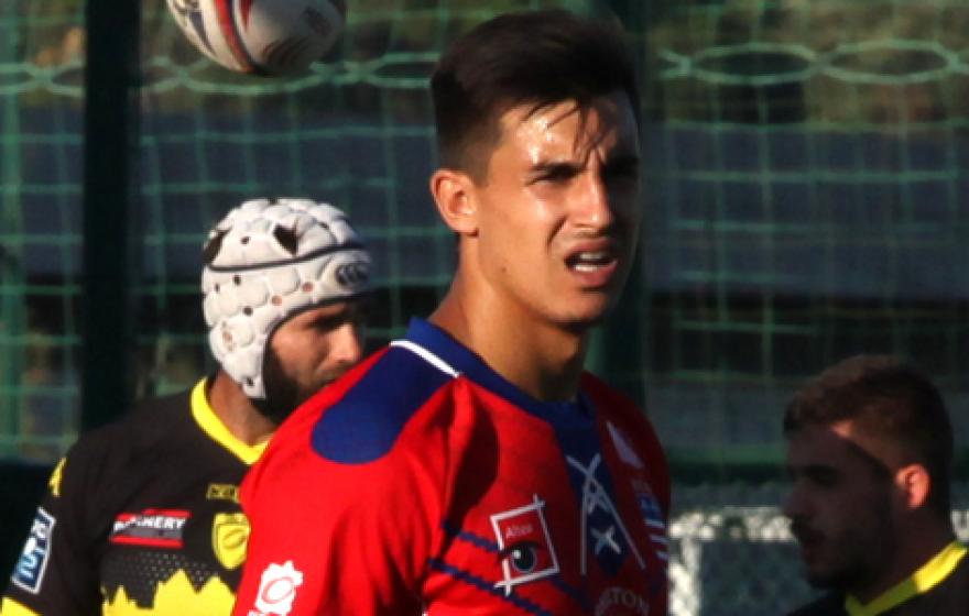 Paul Recor sélectionné en stage équipe de France U20 / U20 Dév