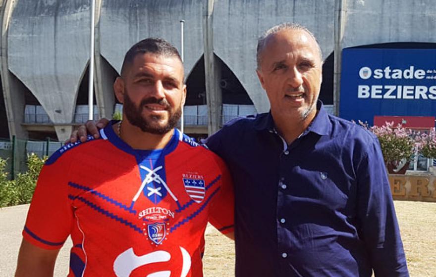 Prolongation | +2 saisons pour Marco Pinto Ferrer