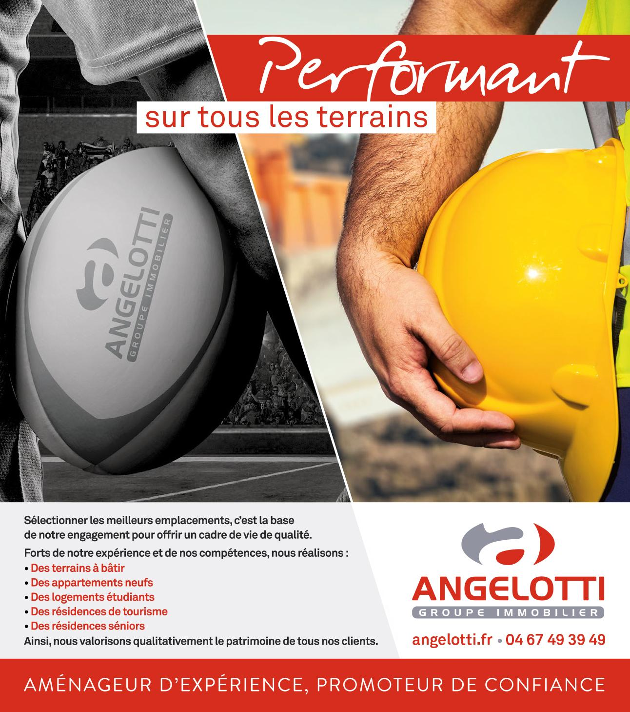 Pub angelotti Colomiers