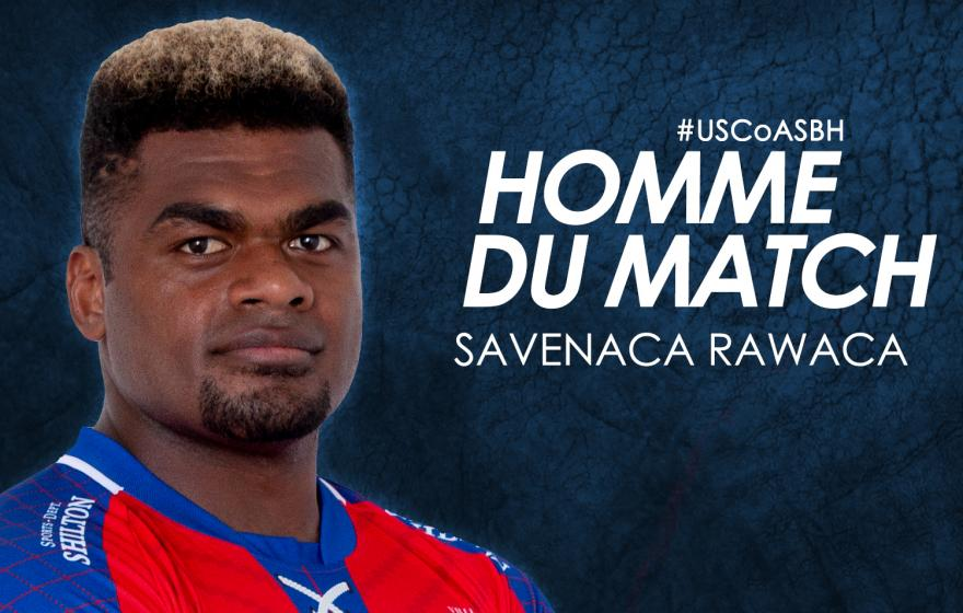 #USCoASBH | L'homme du match