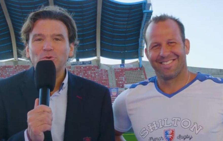 Vidéo : l'avant match avec David Aucagne